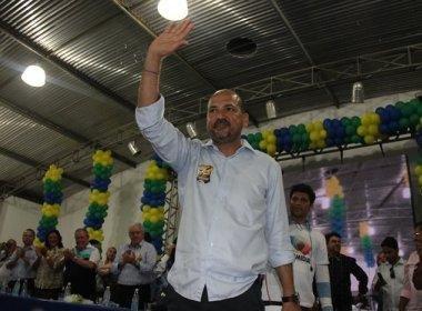PM desloca 37 policiais para segurança de aniversário de deputado em Eunápolis