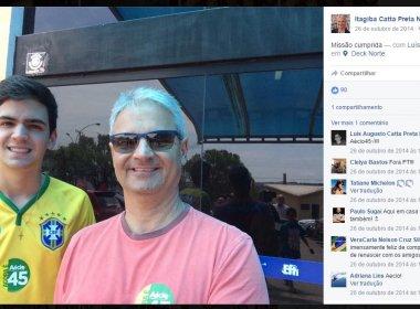 Catta Preta diz não ser 'cego e surdo' e se basear no processo para barrar posse de Lula