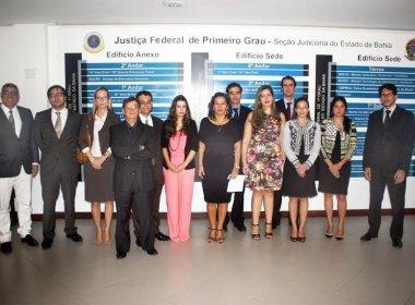 Juízes federais da Bahia apoiam Moro e magistrados que atuam na Lava Jato