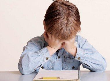 Mau desempenho escolar nem sempre é indício de transtornos de aprendizagem