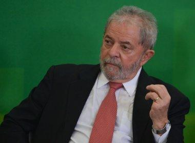 AÇÕES CONTRA LULA NÃO SERÃO REUNIDAS EM ÚNICO PROCESSO