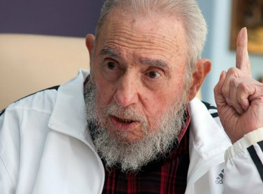"""""""Não precisamos que o império nos dê nenhum presente"""", diz Fidel após visita de Obama"""