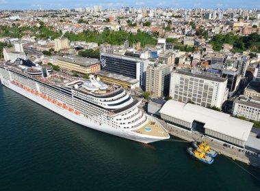 Arrendamento do terminal do Porto de Salvador será leiloado em maio