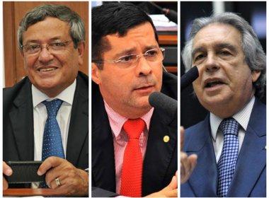 TRÊS DEPUTADOS BAIANOS RESPONDEM A AÇÕES NO TSF