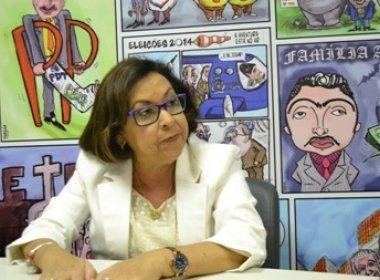 Lídice discorda de nota do PSB que apoia impeachment de Dilma Rousseff