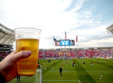 Projeto proíbe consumo de bebidas alcoólicas em jogos de futebol