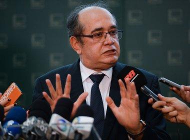 STF terá de analisar afastamento de Cunha em caso de impedimento de Dilma, diz Mendes