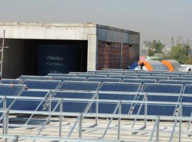 Lei pode obrigar instalação de placas solares em prédios públicos da Bahia