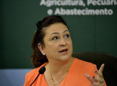 Em comissão do impeachment, Katia Abreu questiona: 'quem nunca atrasou conta?'