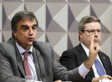 JOSÉ EDUARDO CARDOZO VAI SOLICITAR SUSPEIÇÃO DE ANTONIO ANASTASIA Á COMISSÃO