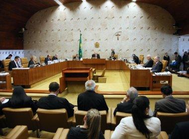 STF suspende gastos de R$ 100 milhões para publicidade da presidência