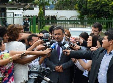 PGR pede abertura de inquéritos contra Aécio Neves e quatro senadores do PMDB