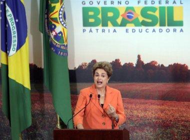 Dilma pede investigação sobre vazamendo de pedido de inquérito contra ela no STF