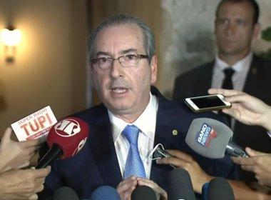 Eduardo Cunha diz sofrer retaliação por impeachment e contesta decisão do STF