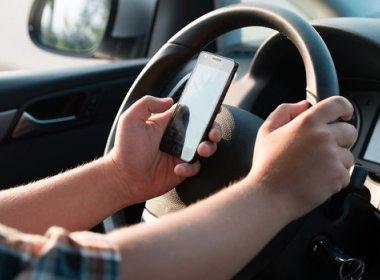 Multas de trânsito sobem até 66% e usar celular passa a ser infração gravíssima
