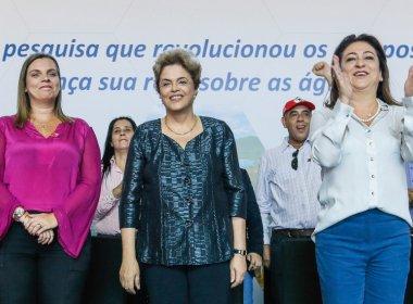 Dilma reafirma que impeachment é motivado pela escolha de gastar com os pobres