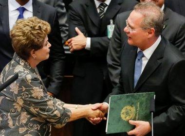 Governo pode perder apoio de Renan após manobra na Câmara, diz coluna