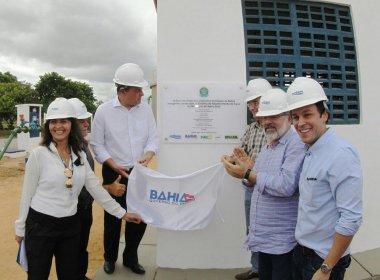 Rui entrega investimentos em saúde, água e agricultura familiar em Sátiro Dias