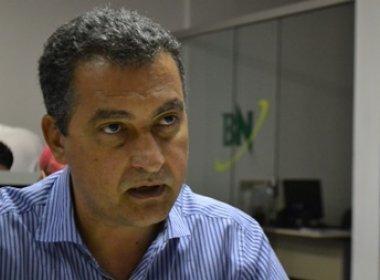 Utinga: Aeronave de Rui Costa não consegue pousar por causa de mau tempo