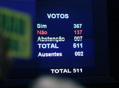 Ibope: Para 66% dos brasileiros, parlamentares votaram impeachment em causa própria