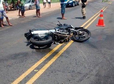 Acidente de trânsito é terceira maior causa de mortes na Bahia