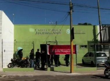 Rebeliões em presídios no Ceará causam a morte de cinco detentos