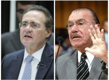 Sérgio Machado gravou também Renan Calheiros e Sarney; áudios estão em delação