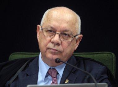 Ministro Teori Zavascki homologa delação premiada de Sérgio Machado
