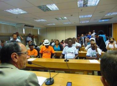 Comissão na AL-BA discute limites entre Feira e São Gonçalo dos Campos