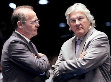 Em grampo, Renan defende ação simulada do Conselho de Ética em favor de Delcídio
