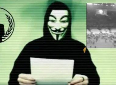 Anonymous anuncia 'caça' a estupradores de adolescente no Rio