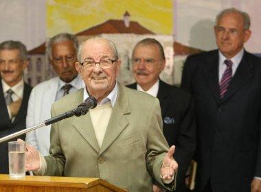 Morre aos 96 anos o ex-ministro e ex-governador do Pará Jarbas Passarinho
