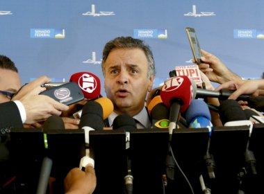 Rodrigo Janot solicitou ação de busca e apreensão contra Aécio Neves