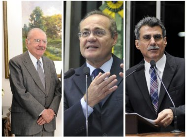 PGR pede ao Supremo autorização para avançar investigações contra Renan, Sarney e Jucá