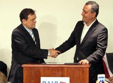 Walter Pinheiro é empossado como secretário da Educação