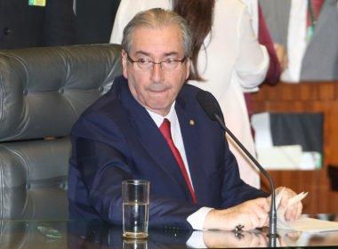 Janot pede também prisão de Eduardo Cunha ao STF, diz jornal