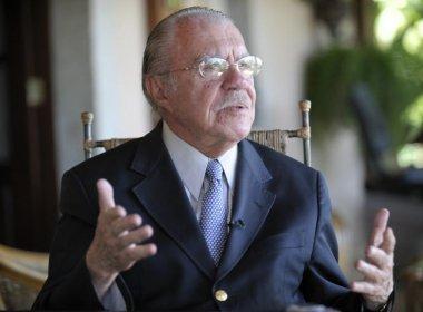 Sarney é descrito por procuradores como 'chefe de todos os chefes' do PMDB