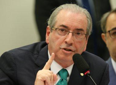 Força-tarefa da Lava Jato pede suspensão dos direitos políticos de Cunha por 10 anos