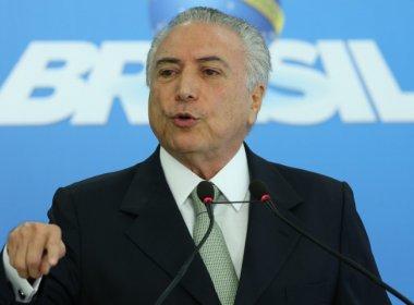 Temer quer reduzir EBC e fechar TV Brasil; mudança inclui fim do mandato do presidente