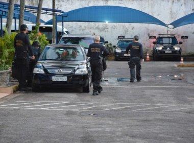 Operação Turbulência: PF cumpre quatro de cinco mandados de prisão