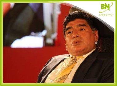 Para Maradona, título na Copa América é obrigação: 'Se não ganharmos, que nem voltem'