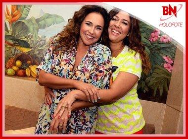 'Ela diz que se eu não engravidar, ela engravida', afirma esposa de Daniela Mercury