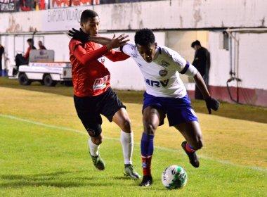 Bahia é derrotado pelo Brasil de Pelotas e se complica na Série B do Brasileirão