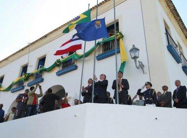 Cachoeira: Município torna-se sede do Governo pelo nono ano consecutivo