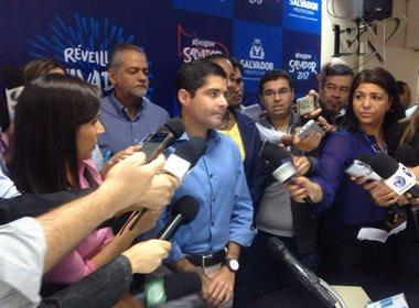Luan Santana, Jorge e Matheus, Safadão, Ivete e Anitta estão na programação do Réveillon