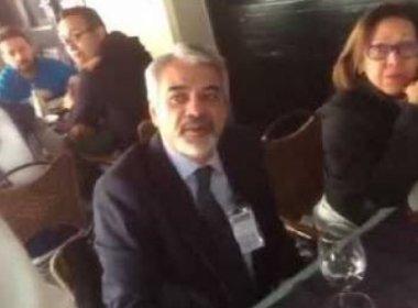Eleitor xinga Costa e Lídice por voto 'anti-Moro' e senador rebate; assista