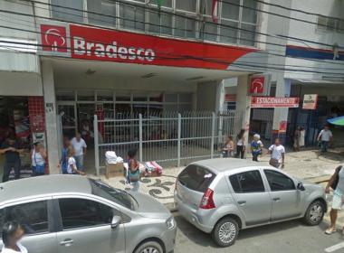BRADESCO MULTADO EM SALVADOR MAIS DE UM MILHÃO DEVIDO LEI DOS 15 MINUTOS