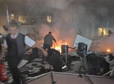 Atentado terrorista mata dez pessoas e deixa 40 feridos em aeroporto de Istambul