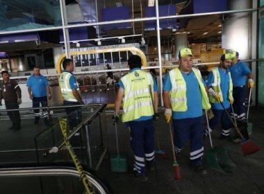 Governo vai pedir reforço em aeroportos para Olímpiada depois de atentado na Turquia