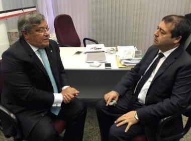 Deputado se reúne com ministro do trabalho para tentar frear desemprego na Bahia